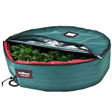 treekeeper pro wreath storage bag 48 in