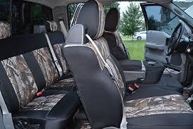 Realtree Bench Seat Covers Skanda Realtree Camo Seat Covers By Coverking Realtree
