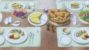 animation cuisine sword gai the animation episode 3 dishes