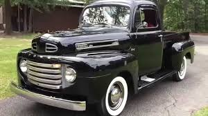 Classic Ford Truck Bench Seats - 1950 ford f1 pickup truck stunning show room restoration