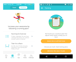 custom plans runkeeper plans and custom workouts