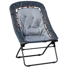 Fold Up Patio Chairs by Comfortable Bunjo Bungee Chairs Trampoline Chair For Indoor
