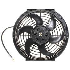 10 inch radiator fan 10 inches 12v slim reversible electric radiator fan push