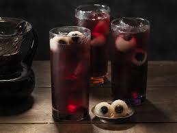 halloween drinks cook diary