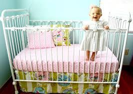love birds shabby chic crib bedding u2013 soren by angelique