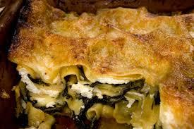 thanksgiving lasagna recipe winter greens lasagna recipe chowhound