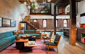 Reinvention Of An Industrial Loft Living In A Pickle Factory And 4 More Unique Home Conversions