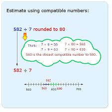 free math worksheets estimating quotients estimating quotients