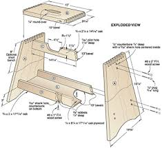 potty step stool plans plans diy free download kreg jig router