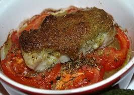 cuisiner filet de colin recette de filets de colin gratinés les recettes de cosette
