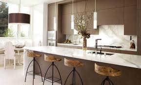 white kitchen island with stools 15 ideas for wooden base stools in kitchen bar decor