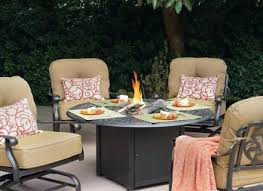 Fire Pit Tables And Chairs Sets - garden furniture fire pit outdoor fire pit seating sets fire pit