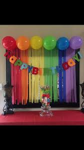 Images Of Birthday Decoration At Home Best 25 Streamer Decorations Ideas On Pinterest Streamer Ideas