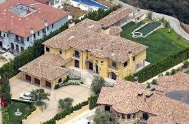 Beverly Hills Celebrity Homes by Inside Kim And Kanye U0027s 20 Million Hidden Hills Estate