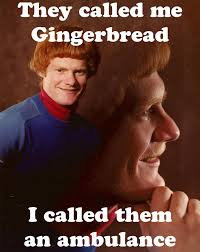 Ginger Meme - image 247163 ginger guy know your meme