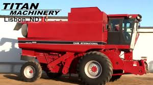 case ih 1680 combine for sale youtube