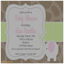 baby shower invitation beautiful make my own baby shower