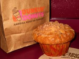 dunkin donuts coffee cake muffin 25 diet busting foods you