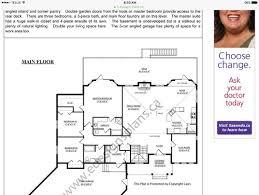 Split Bedroom Plan Why Split Bedroom Homes