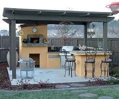 Outdoor Kitchen Seattle - Simple outdoor kitchen