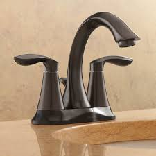 furniture charming moen faucets eva two handle faucet in black