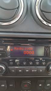 nissan almera radio code блокировка магнитолы clarion pn 3439 u2014 бортжурнал nissan almera