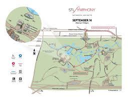 Stl Metrolink Map St Louis Symphony Orchestra Concert In Forest Park