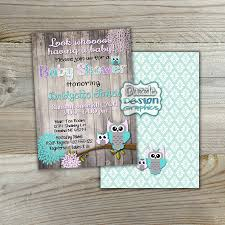 purple baby shower ideas shabby chic owl baby shower pink blue teal purple shabby owl