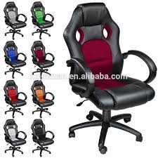 Armchair Racing Top Gamer Ergonomic Gaming Chair Black Purple Swivel Computer Desk