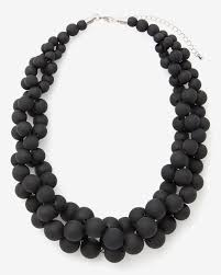 bead necklace images images Silicone bead necklace reitmans jpg