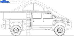 survival truck 7 31 2011 cad update expedition trucks and zombie survival vehicles