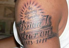 19 memorial tattoos for