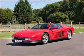 1987 testarossa for sale lovely parts kent car