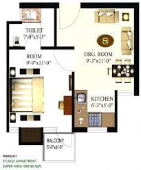 home design high resolution house plans under 500 square feet 15