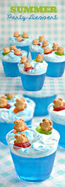 pool party ideas summer dessert pool party ideas the 36th avenue