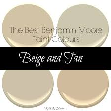 Best Benjamin Moore Colors The Best Benjamin Moore Neutral Paint Colours Beige And Tan Colors