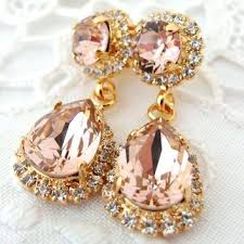 Vintage Pearl Chandelier Earrings Vintage Pearl Chandelier Bridal Earrings Vintage Wedding