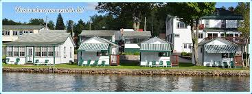 New Hampshire travel chanel images Channel waterfront cottages rentals vacation homes boating jpg