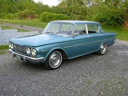 1966 rambler car amcrc members cars