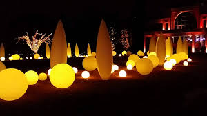 Botanical Gardens Atlanta Christmas Lights by Atlanta Botanical Garden Holiday Lights Youtube