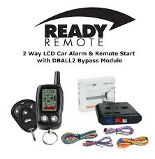 amazon com ready remote 5303r 2 way car alarm starter w at wiring