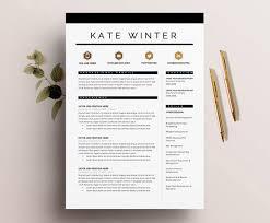 amazing decoration cool resume templates sumptuous creative market