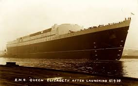 queen elizabeth clyde river and firth