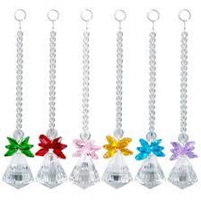 Chandelier Crystal Parts Discount Rainbow Crystal Lamps 2017 Rainbow Crystal Lamps On