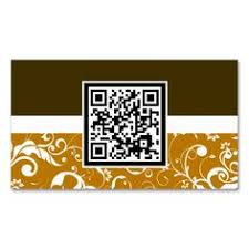 qr code digital business cards green business cards and qr code