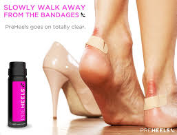 How To Get A Spray Tan Amazon Com New Preheels Clear Blister Prevention Spray Mini