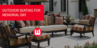 Outdoor Furniture Cincinnati by Get Ready For Memorial Day With Patio Furniture From Watson U0027s