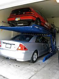 Low Ceiling 2 Post Lift by Bendpak Parking Lift 6 000 Lb Capacity Plt 6s