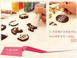Aliexpress Com Buy Cookie Cake Cutter Icing Silicone Chocolate