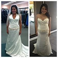 average cost of wedding dress alterations the before and after of my wedding dress the alterations and not